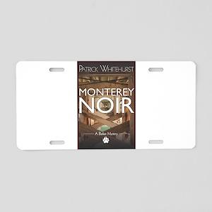 Design: Monterey Noir Cover Graphic Aluminum Licen