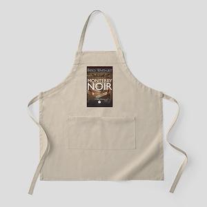 Design: Monterey Noir Cover Graphic Apron