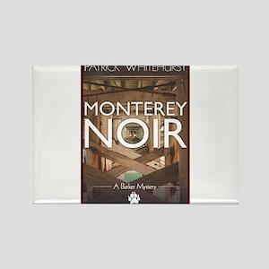 Design: Monterey Noir Cover Graphic Magnets