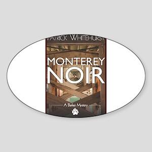 Design: Monterey Noir Cover Graphic Sticker