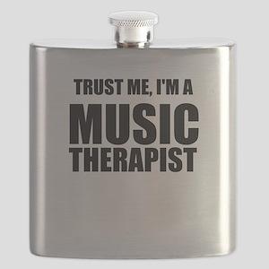 Trust Me, Im A Music Therapist Flask