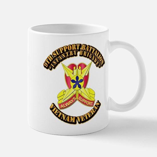 9th Support Battalion Mug