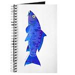 Blue Koi carp Journal