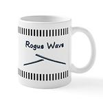 Novum Rogue Wave Logo Mug