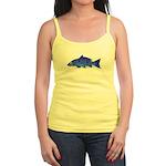 Blue koi carp c Tank Top