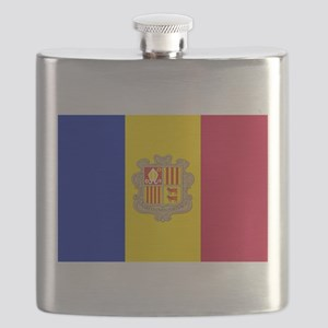 Andorra Flask