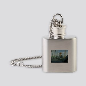 Pittsburgh Road Trip Flask Necklace