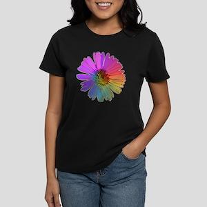 rainbow daisy T-Shirt