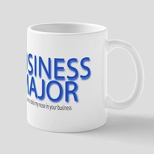 Business Major Mug