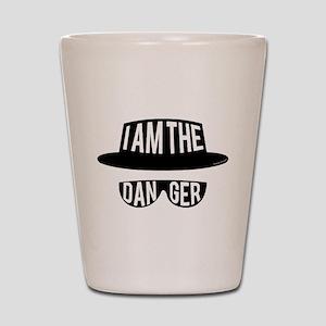 I am the Danger Shot Glass