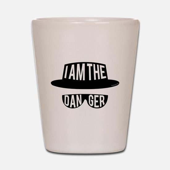 I am the Danger Shot Glass
