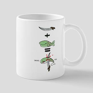 Sword Fish Mugs