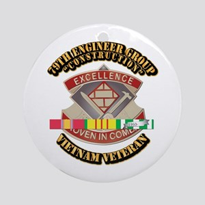 Army - 79th Engineer Group Construction w SVC Ribb