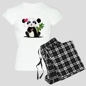 Panda Baby Girl Pajamas