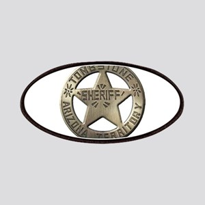 Tombstone Sheriff Patches