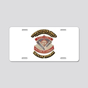 Army - 79th Engineer Group (Construction) Aluminum