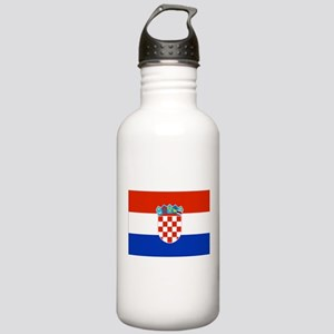 Croatia Water Bottle