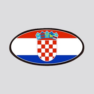 Croatia Patches