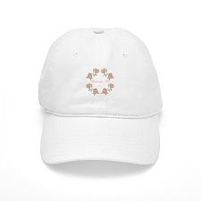 Personalized Rose Baseball Cap