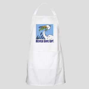 Dont Give Up3 Apron