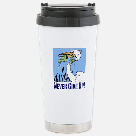 Dont Give Up3.Jpg Travel Mug