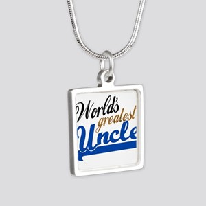 Worlds Greatest Uncle Necklaces