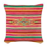 Serape Woven Pillows
