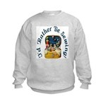 I'd Rather Be Sewing! Kids Sweatshirt