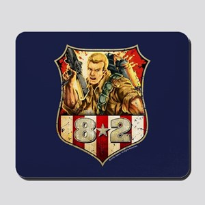 G.I. Joe Duke Mousepad