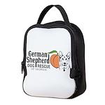 GSDRGA Neoprene Lunch Bag