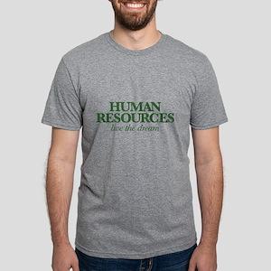 Human Resources Live the Dr Mens Tri-blend T-Shirt