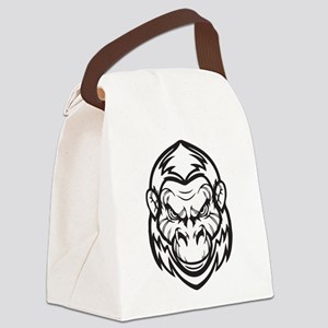 Ape - Primate Canvas Lunch Bag