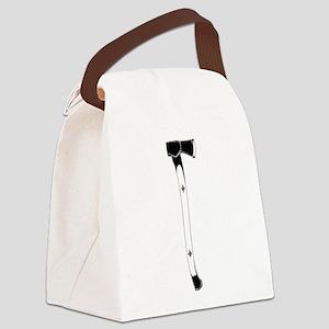 Axe Canvas Lunch Bag