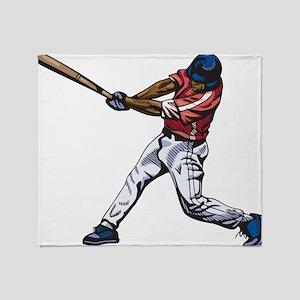 Baseball - Sports Throw Blanket
