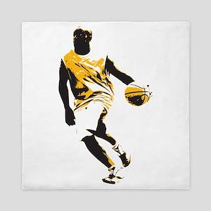 Basketball - Sports Queen Duvet