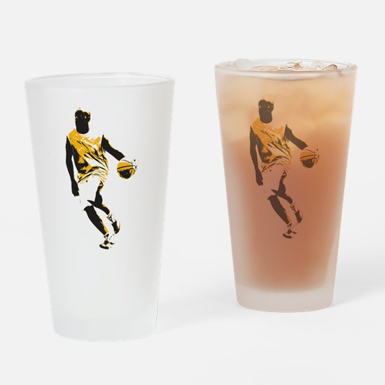 Basketball - Sports Drinking Glass