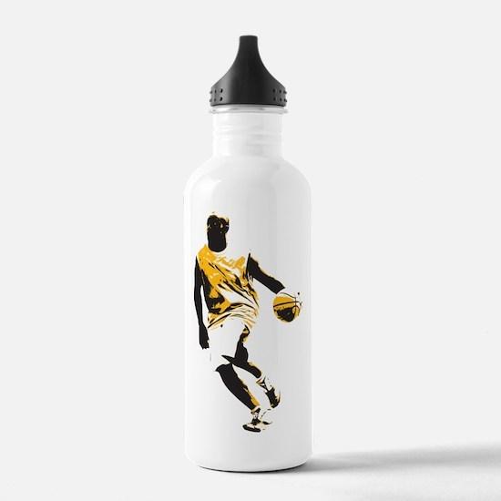 Basketball - Sports Water Bottle