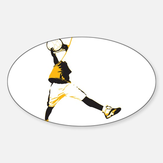 Basketball - Sports Decal