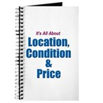 Location, Condition and Price Journal