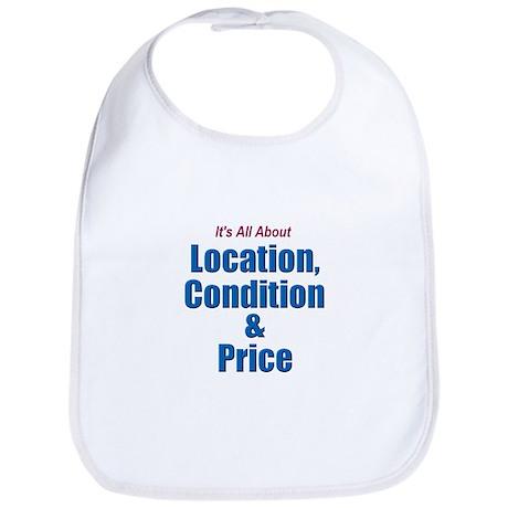 Location, Condition and Price Bib