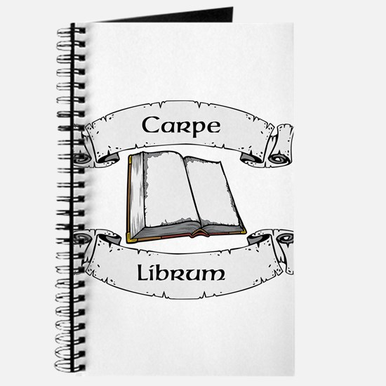 Seize the Book Journal