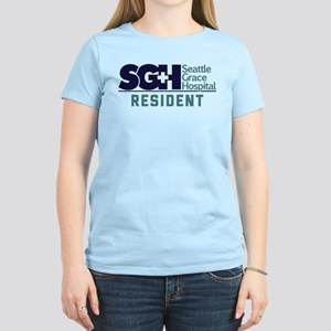 Grey's Anatomy Seattle Grace Women's Light T-Shirt