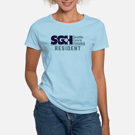 Grey's Anatomy Seattle Grace Resident T-shirt