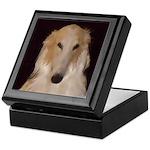Borzoi Sophisticate Keepsake Box