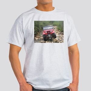 Jeep Ash Grey T-Shirt
