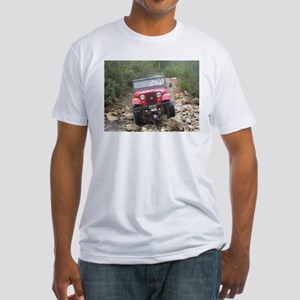 Jeep Fitted T-Shirt