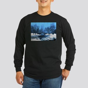 central-park-new-york-winter1 copy Long Sleeve T-S
