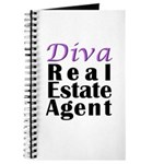 Diva Real estate Agent Journal