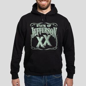 Jefferson XX State Hoodie (dark)