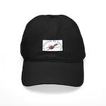 I'd Rather Be Fishing! Black Cap